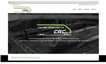 Cox Rail Consulting