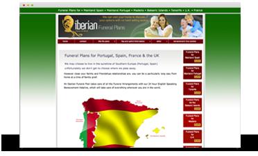 Iberian Funeral Plans