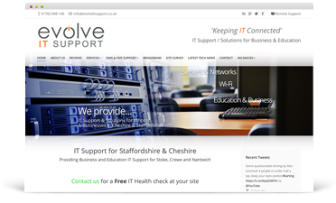 Evolve IT Support
