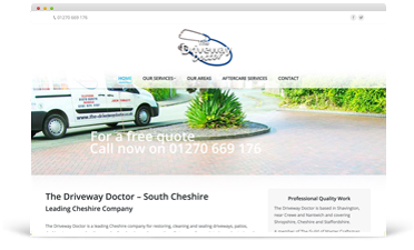 The Driveway Doctor